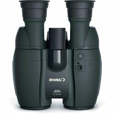 Canon is Stabilized Binocular + GPS
