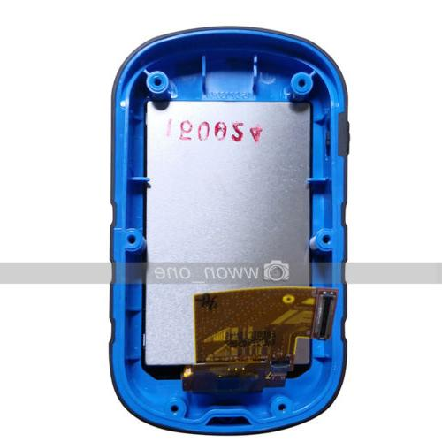 2.6'' Etrex 25 GPS AUO Touch Digitizer Assembly Blue Frame