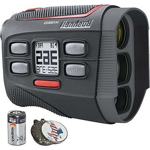 2018 hybrid golf laser rangefinder