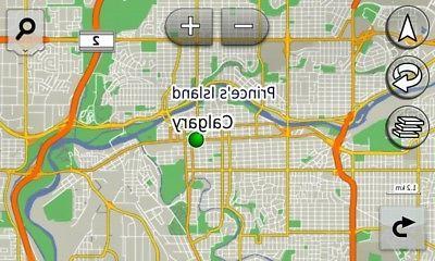 2019 North Maps SD for Garmin GPS