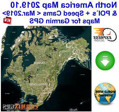 2019 north america city maps nt speed