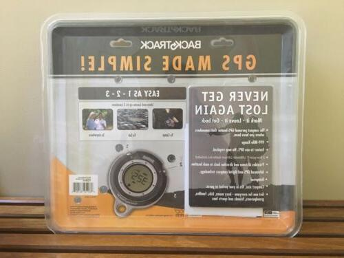 BUSHNELL 360053CC Backtrack GPS Locator, New, Factory Sealed
