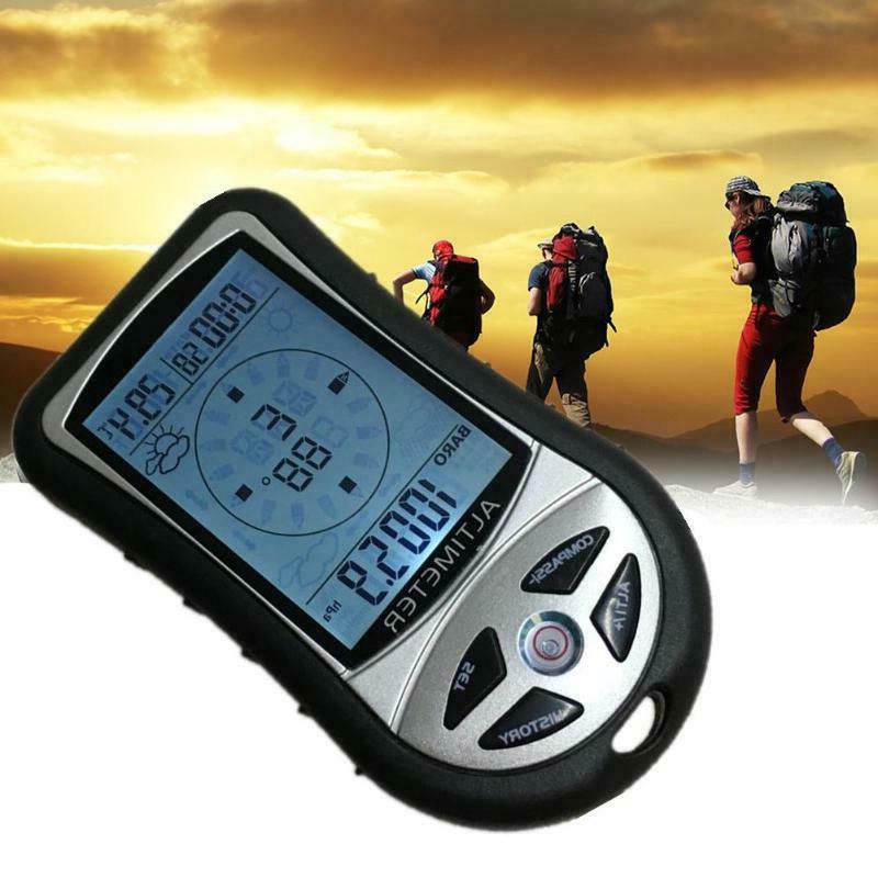 8 1 Handheld Electronic Altitude