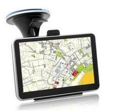 "Cheap 4.3"" SatNav Sat Nav GPS / Media Player - USA or Europe"