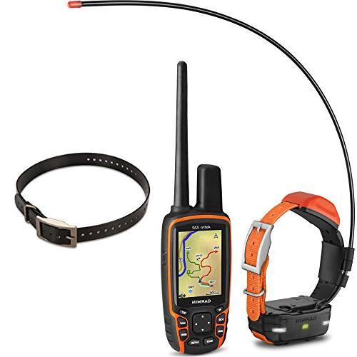 Garmin Astro 320 Handheld and T 5 mini Dog Training Device -