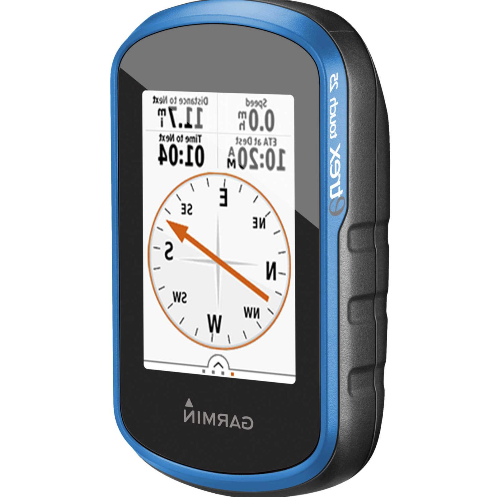 "Garmin - Etrex Touch 25 2.6"" Gps - Blue"