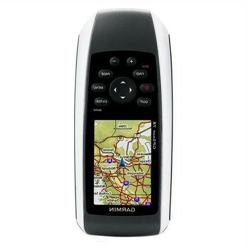 Garmin GPSMAP 78 2.6-Inch Marine GPS Navigator and Worldwide