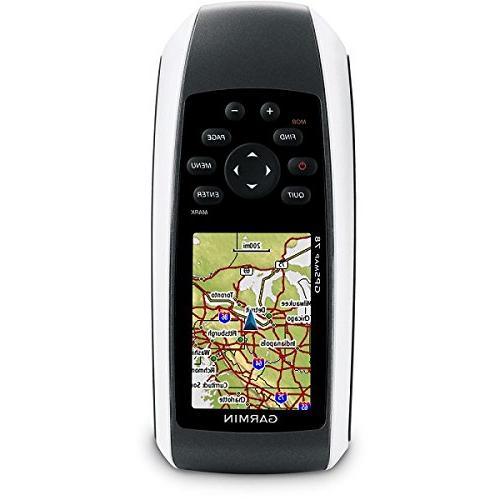 Garmin GPSMAP Marine GPS and World Wide Chartplotter