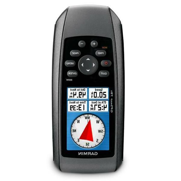 Garmin GPSMAP 78S Marine GPS Navigator and World Wide Chartp