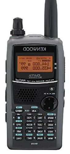 Kenwood TH-D72A 144/440 MHz Handheld Amateur Transceiver w/