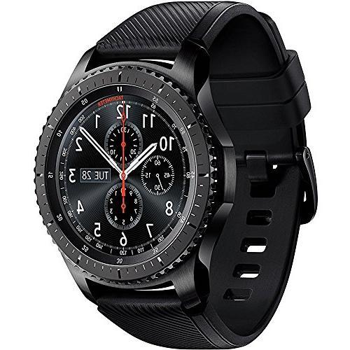 Samsung Bluetooth GPS Dark Gray w/Wireless Screen Metal Wrist Bands 1 Extended