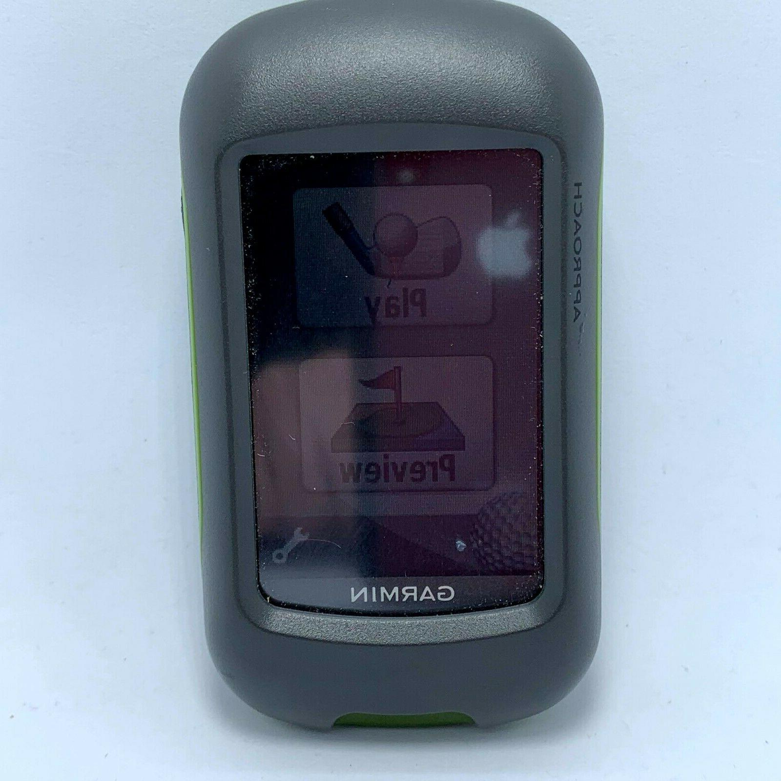 Garmin G3 Handheld GPS Belt See Pictures