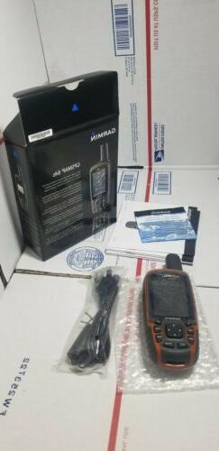 Authentic GARMIN GPSMAP 64s Handheld GPS Receiver Navigaror