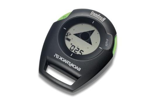 Bushnell BackTrack Compass Navigation Black/Green