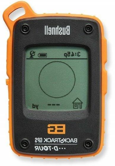 Bushnell BackTrack D-Tour Personal GPS & Digital