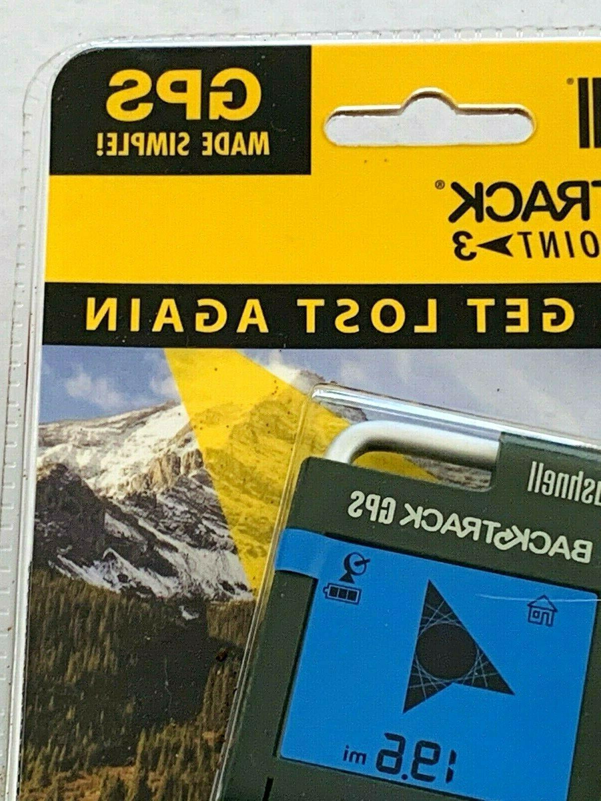 Bushnell BackTrack Point-3 GPS