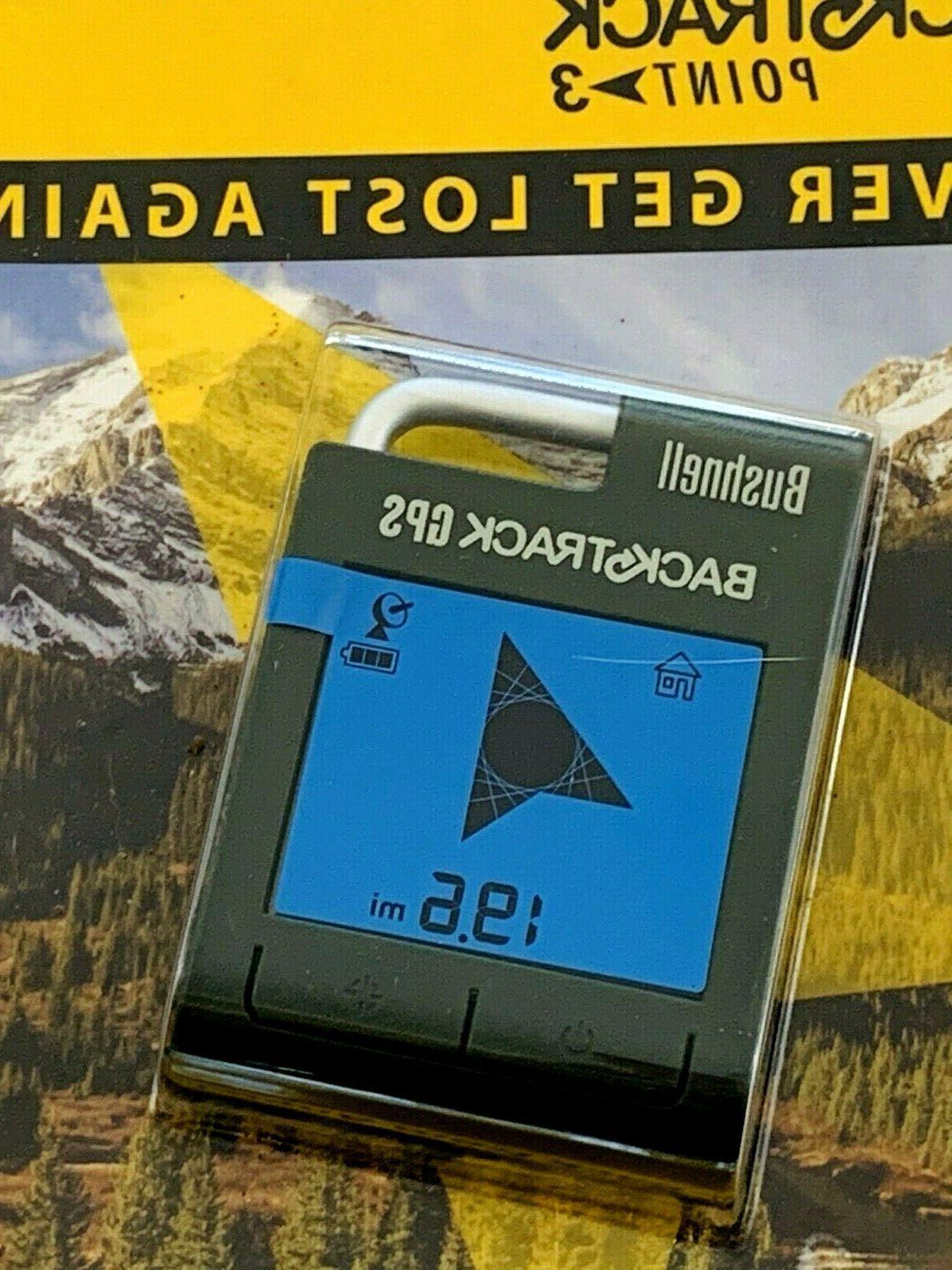 Bushnell BackTrack Point-3 GPS Digital Compass