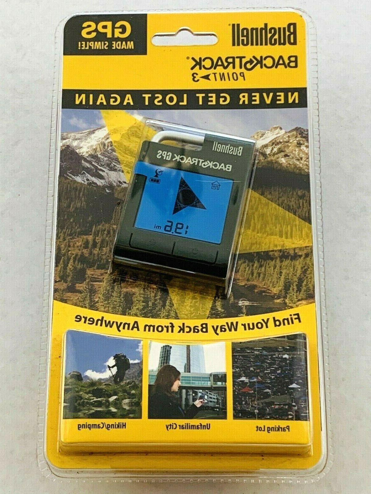 backtrack point 3 handheld gps digital compass