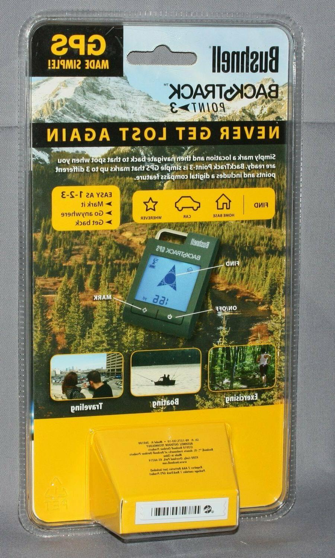 Bushnell BackTrack Handheld - new -sealed