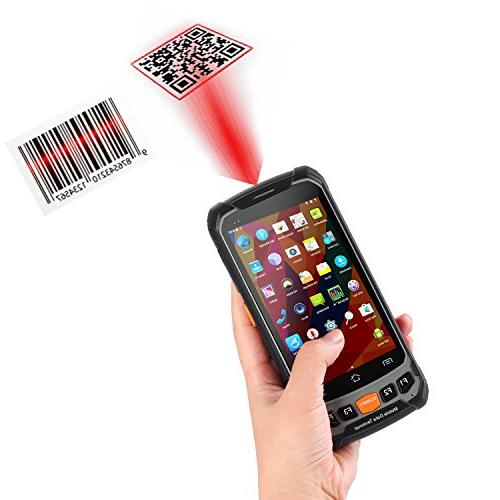 Support 3G WiFi Bluetooth Barcodes 2D QR for Stock Delivery