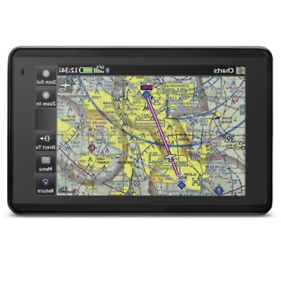 Brand Garmin aera660 Touchscreen Aviation GPS Portable