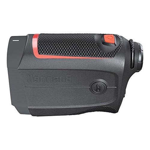 Bushnell Hybrid Laser/GPS Pinseeker w/Jolt, 1000 Yards, 5X Mag, Case 201835
