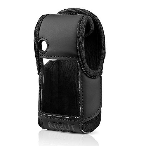TUSITA Case With Belt For eTrex 20 Handheld GPS Cover Protector