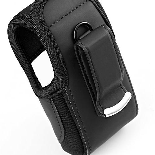 TUSITA Carrying Case With Belt Clip For eTrex 10 20 X 30 Handheld GPS Cover And Protector
