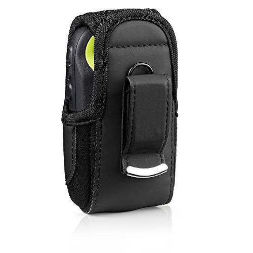 TUSITA Case With Belt eTrex X Outdoor Handheld GPS PU Cover And Protector