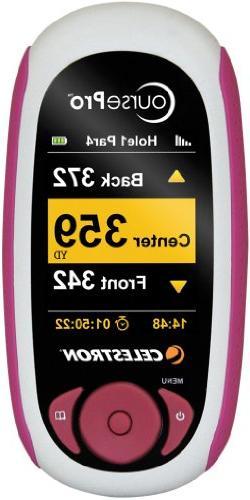Celestron CoursePro 44871 Golf GPS Navigator - 2.2 - USB - 1