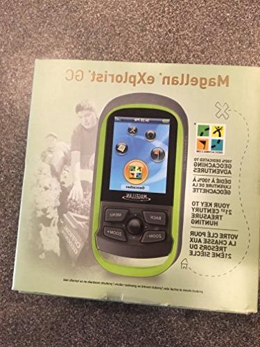 cx0100sgxna handheld gps device explorist