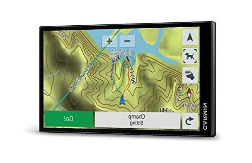 Garmin DriveTrack 71- Dog Tracking and GPS Navigator,