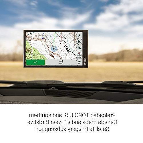 Garmin DriveTrack Dog Tracking and GPS Navigator,