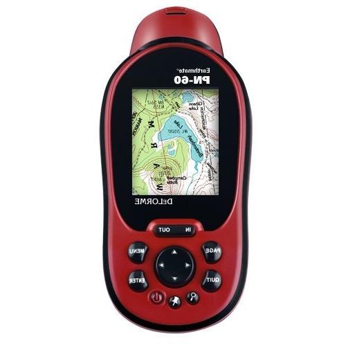 DeLorme GPS Navigator
