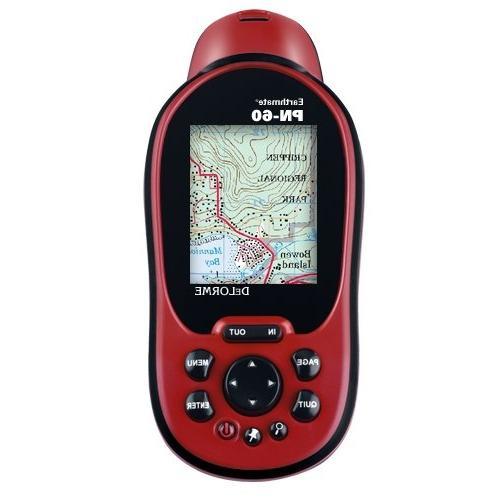 DeLorme PN-60 GPS Navigator