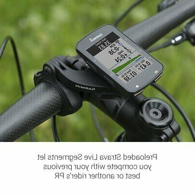 Garmin Edge 520 Gps for Competing and