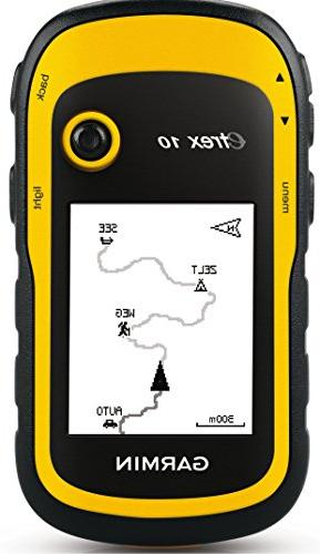etrex 10 handheld gps navigation