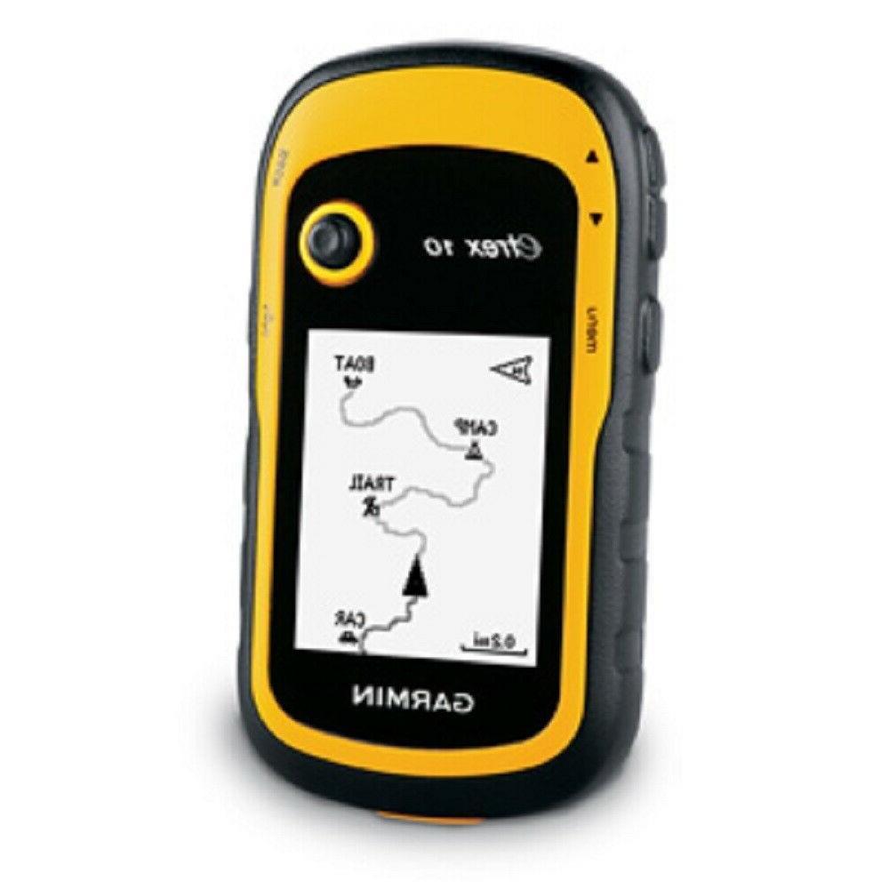 Garmin eTrex 10 GPS Hiking