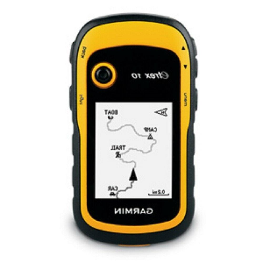 etrex 10 handheld gps worldwide navigator outdoor