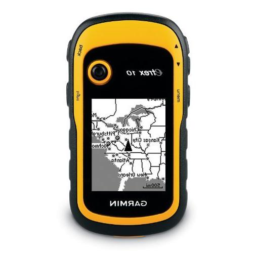 etrex 10 handheld hiking gps