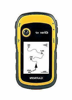 Garmin eTrex 10 Handheld Outdoor Hiking GPS Receiver 010-009