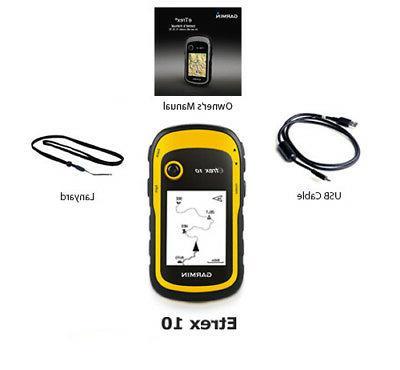 Garmin Handheld GPS 010-00970-00