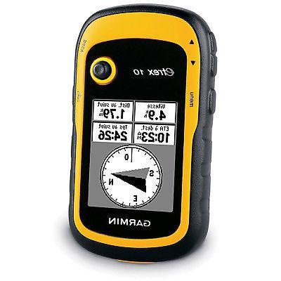 Garmin eTrex Handheld Navigator 010-00970-00