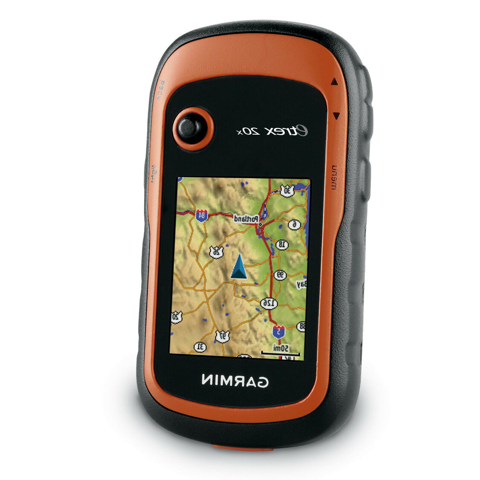 Garmin GPS Enhanced & Resolution
