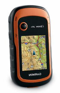 Garmin eTrex 20x Outdoor Handheld GPS Unit with TopoActive W