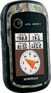 etrex 20xt camo handheld gps