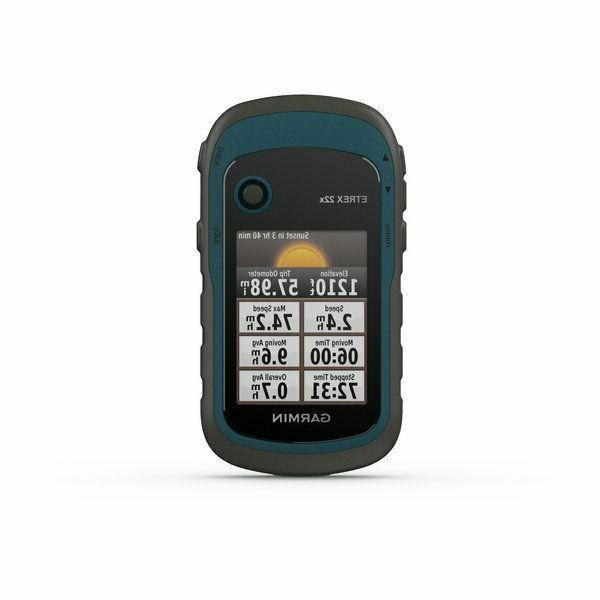 Garmin + Rugged Outdoor Handheld