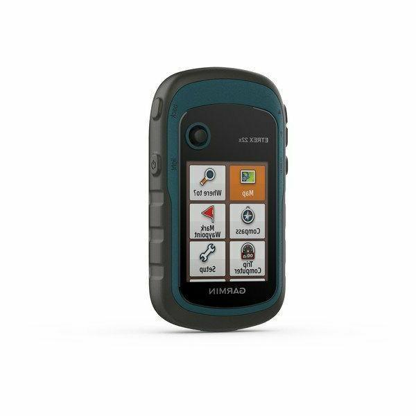 Garmin + Rugged Outdoor Handheld 010-02256-00