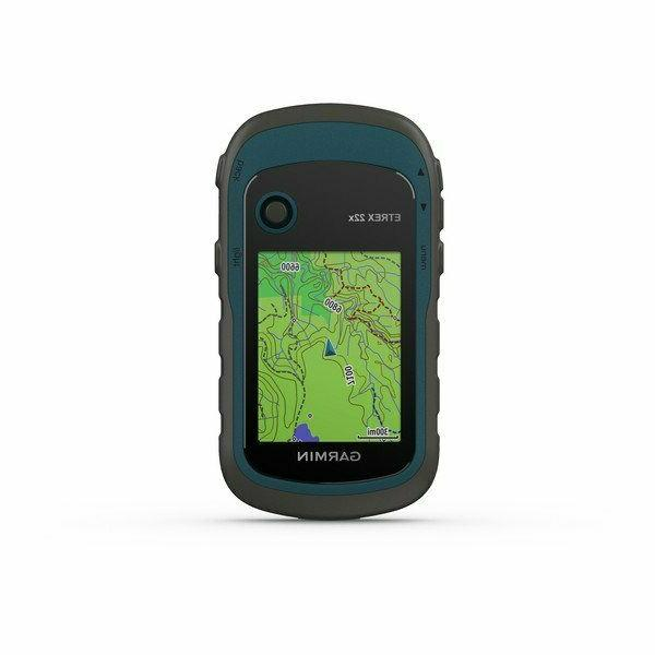 etrex 22x gps glonass rugged outdoor handheld
