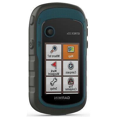 Garmin eTrex GPS with 16GB & 010-02256-00